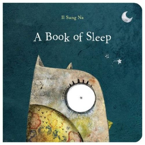 A Book of Sleep - $6.00