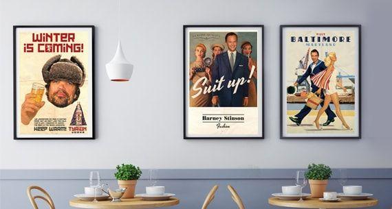 Buy Wall Art   Paintings, Canvas, Posters & Art Prints Online Shop   BeArty #prints #art #artwork #paintings  #home #decor