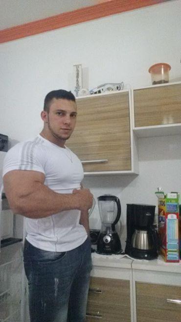 Workout T Shirt Men