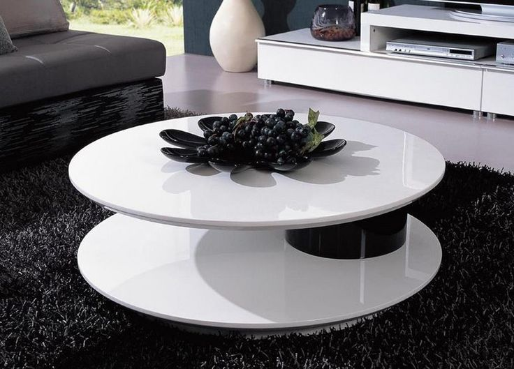 Best 25 White round coffee table ideas on Pinterest Interior