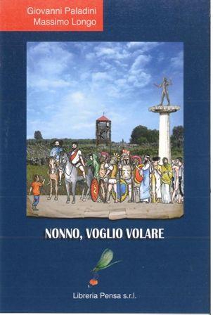 A Lecce la presentazione del libro Nonno voglio volare