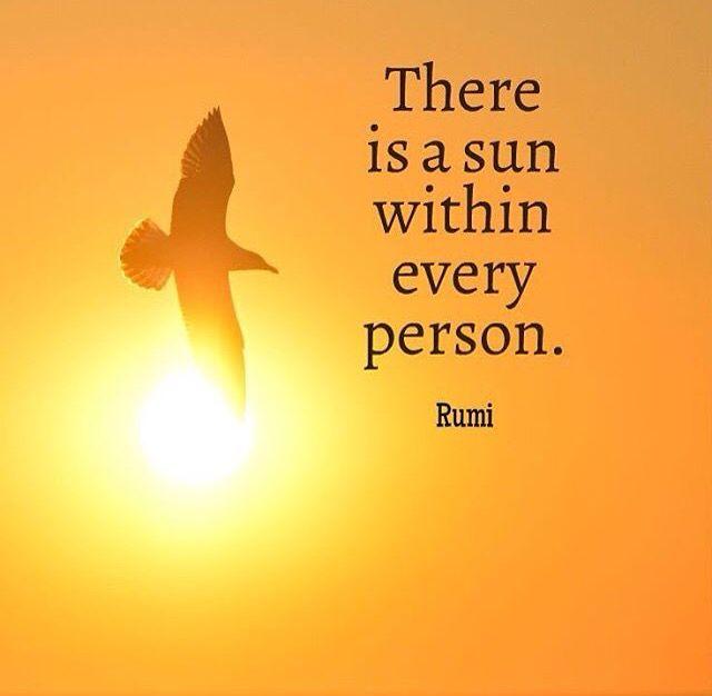 #Quote of Rumi