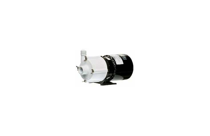 Little Giant 581012 590 GPH Magnetic Drive Pump with 6ft. Power Cord - No Plug Black Pumps Industrial Pumps Magnetic Drive
