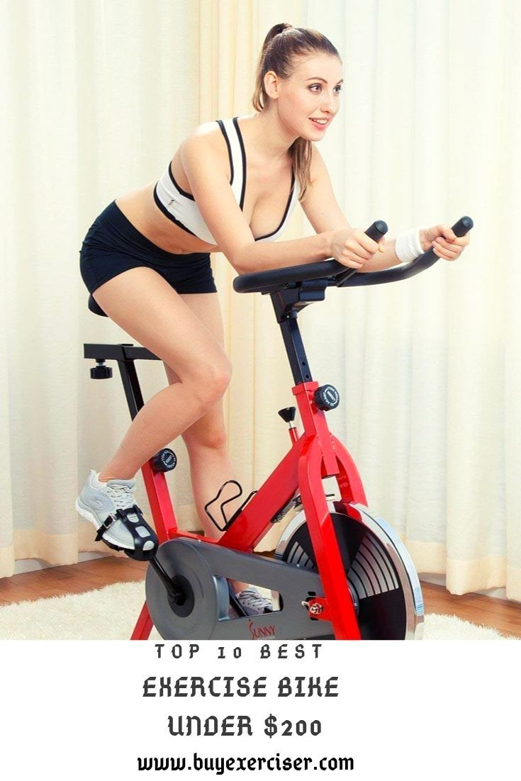 Top 10 Best Exercise Bikes Under 200 Dollars Best Exercise Bike