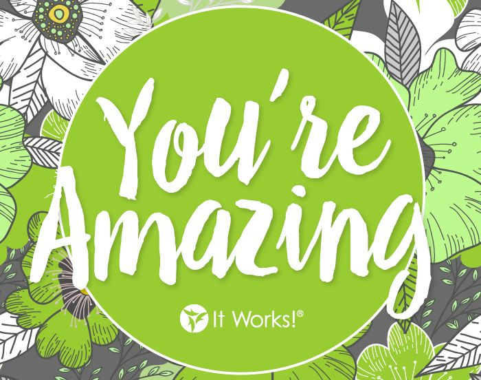 Good morning, wrap star! You're AMAZING! Tag the person you thought of when you read this!