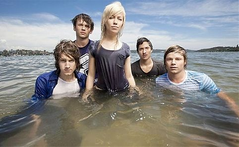 Tonight Alive; Australian Pop-punk band. Love them.
