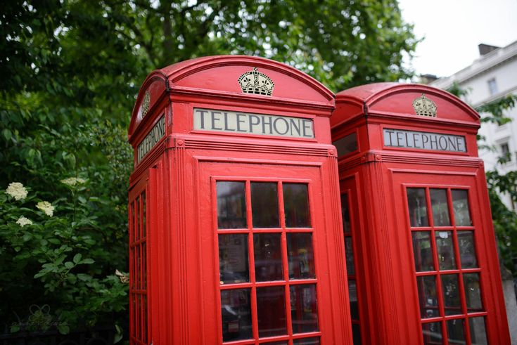London, Telephonecell