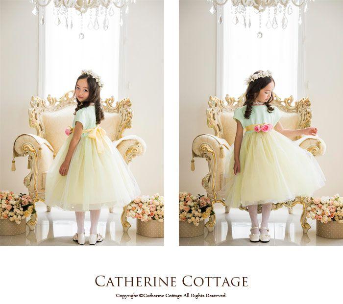 レンタルより安い子供ドレス