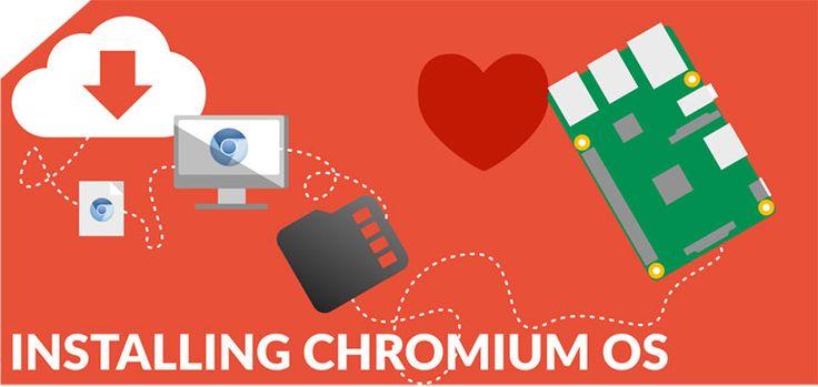 Figure 1: Installing Chromium OS