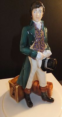 """Royal Doulton Mr. Doulton Figurine"""" HN 5742 200th Anniversary Limited Edition Figurine Measures approx: 9"""" Brand New In Box Fine Bone China MSRP $ 225.00 Representing the dynamic entrepreneurs of the"""