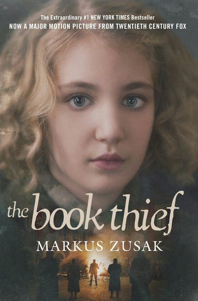 The Book Thief movie tie-in edition