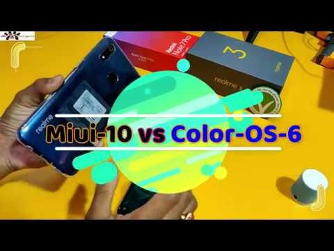MIUI 10 Vs Color OS 6 Comparison - Which Is A Better UI