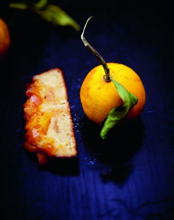 Quatre-quarts à l'orange  pour 6 personnes - Recettes Elle à Table