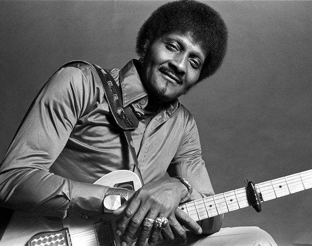 Albert Collins November 24, 1993 Electric Blues guitarist, singer & songwriter Albert Collins passed, aged 61. He was an inspiration for many such as Robert Cray, Stevie Ray Vaughan and Jimmie Vaughn.