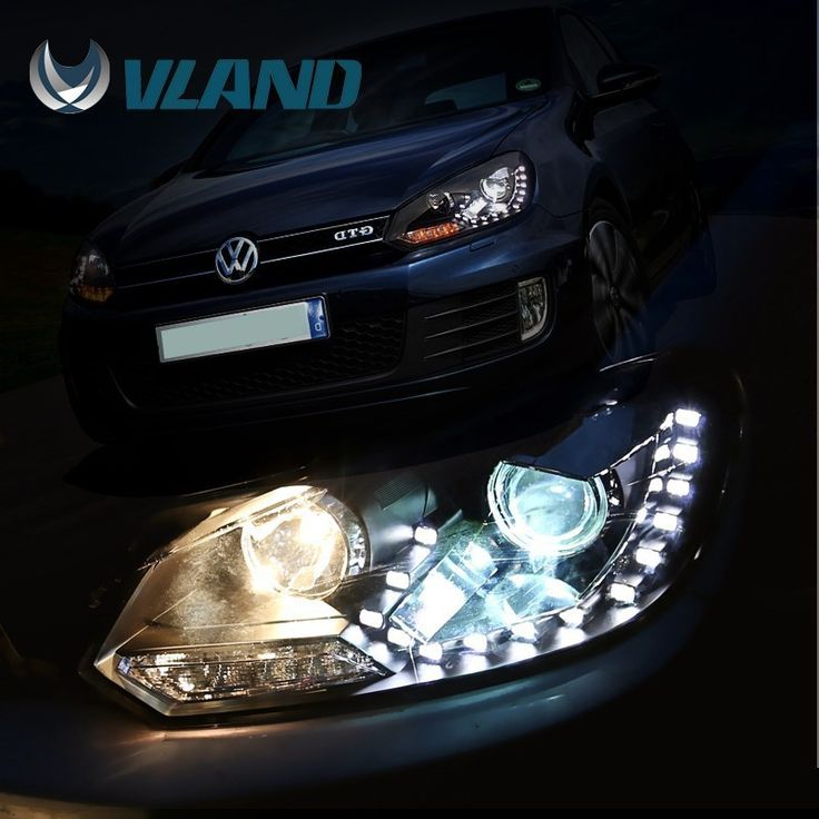 CE CCC Certification china wholesale auto parts led automotive lights for xenon headlight vw golf 6