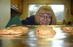 Recipe--by Joanne Fluke- Old Fashioned Sugar Cookies