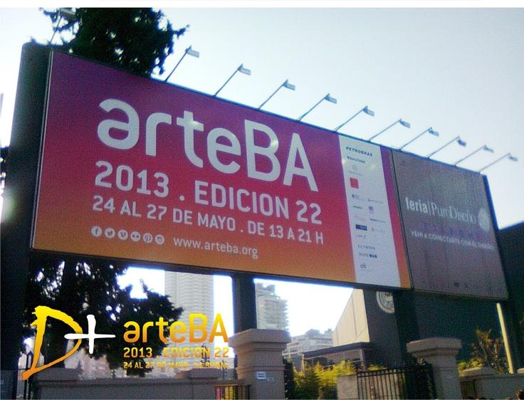 D+ En arteBA 2013