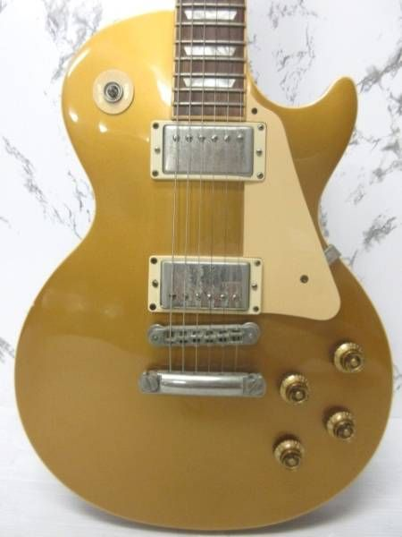 ギブソン レスポール ゴールドトップ エレキギター LP-STD_画像3