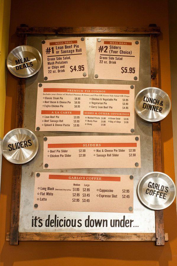 Garlo's Aussie Pie Shop, An Emporium of Savory Delights - Eater Inside - Eater LA