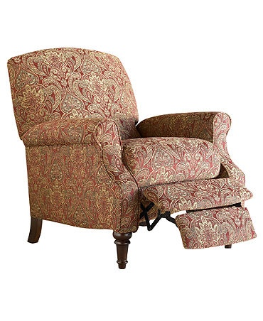 I Don 39 T Usually Like Recliners But I Love The Paisley Thinking This Would Look Super Cute In