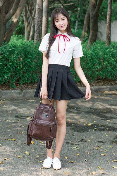 JK森ガールタイプセーラー服,韓流女子高生長袖学生服