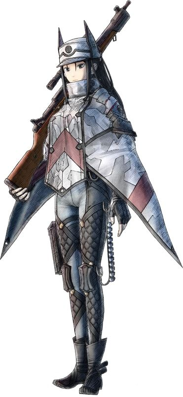 Valkyria Chronicles 4 - new details discuss Raz and Kai Schulen characters world