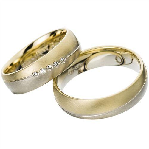 Eheringe gold mit 5 diamanten  Die besten 25+ Ehering damen gold Ideen nur auf Pinterest ...