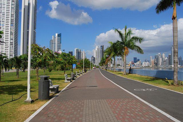 """""""Cidade do Panamá / Panama City"""" vía @Ana Miralles.silva"""