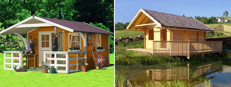 Garden house styles
