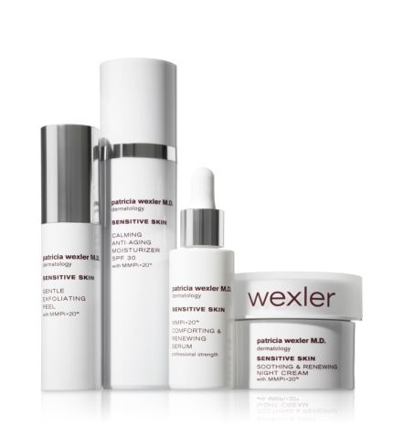 Wexler facial products