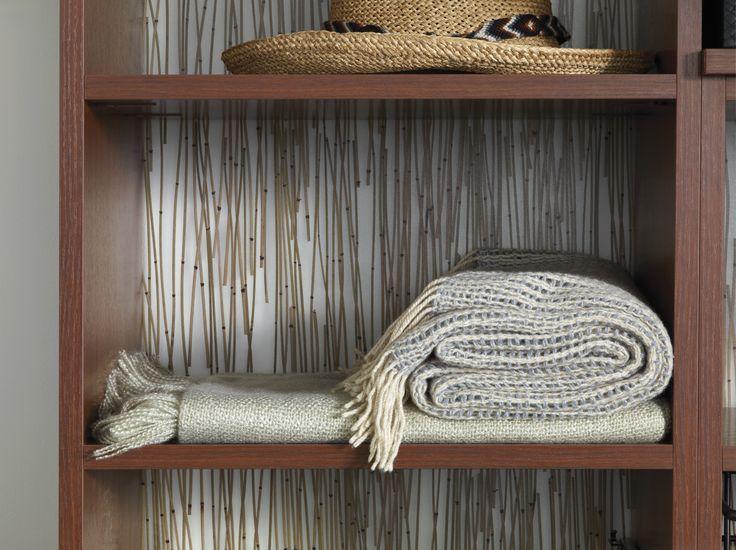 Mudroom Shelves