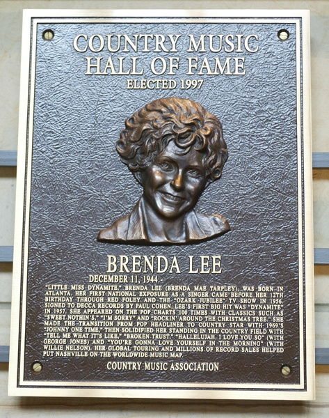 Brenda Lee - Inducted in 1997