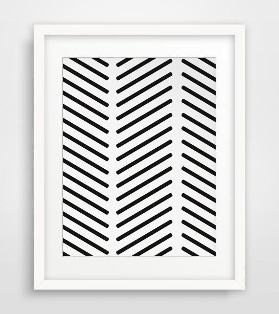 INSTANT DOWNLOAD: Black Moroccan Wall Art  NO PHYSICAL PRINTS OR FRAME INCLUDED  ===   Print out this modern wall artwork from your home