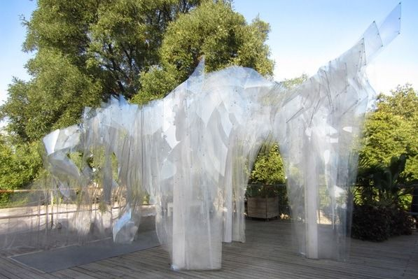 Efímeras Máster — BAN / ORPROJECT  Ban is a pavilion which has...