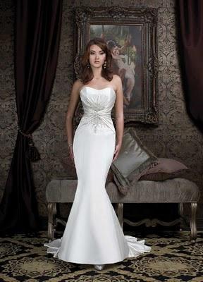 Pin Up Wedding Dresses