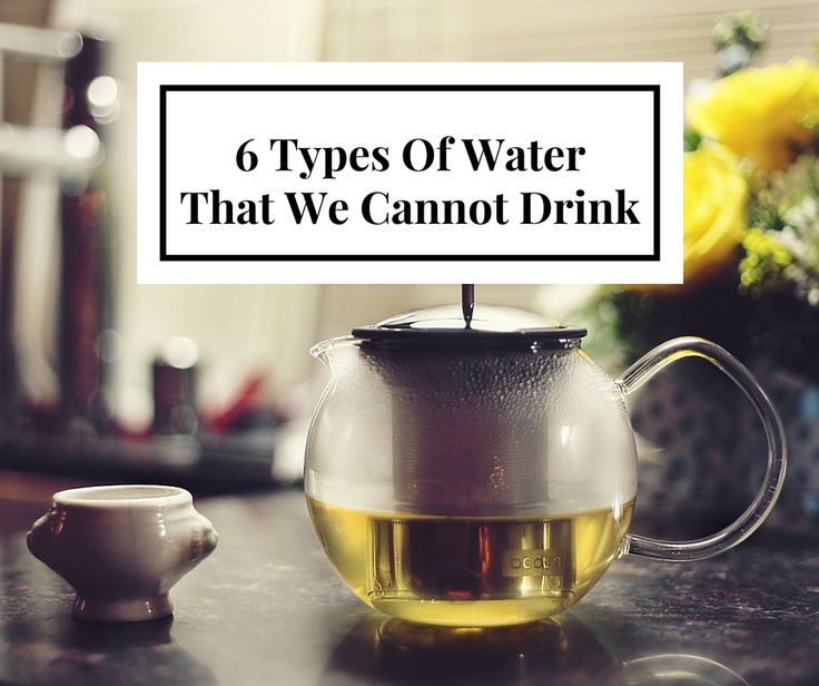 Consuming raw water will be very easy to contract acute colitis, inflammation of viral hepatitis, typhoid, diarrhea, and parasitic infections. Especially in large and small rivers, wells, or reservoirs that today,