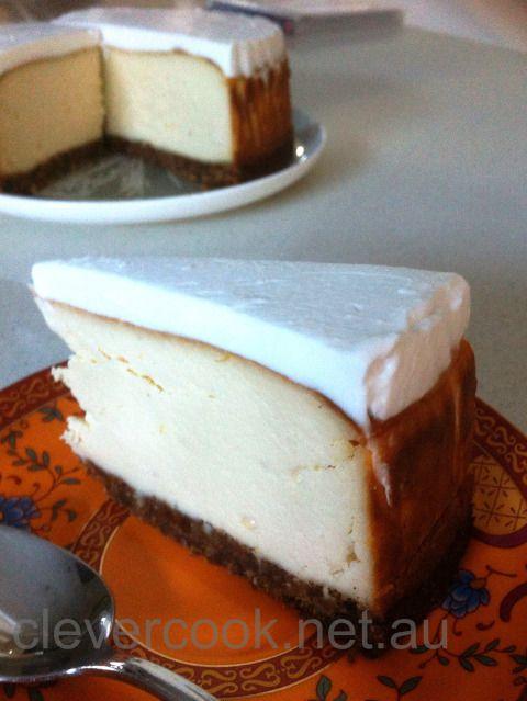 dairy free new york cheesecake