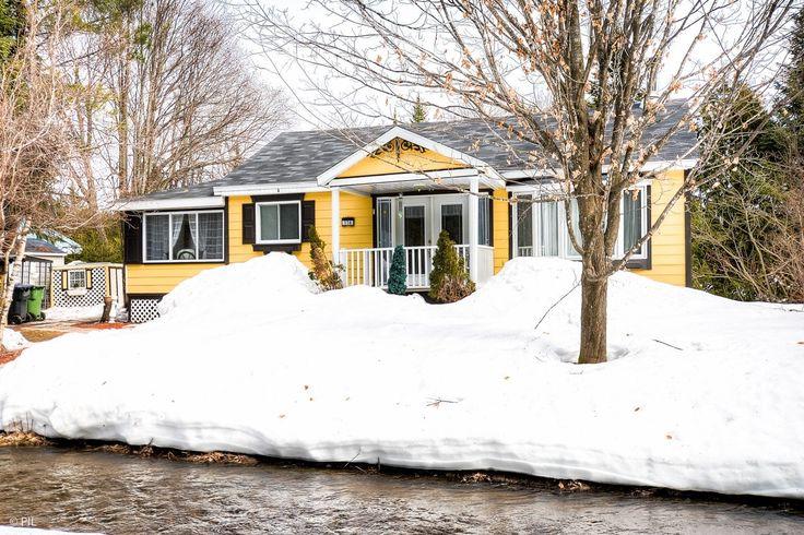 Maison de plain-pied à vendre 116 Rue J-L-Brisebois Saint-Adolphe-d'Howard, Laurentides