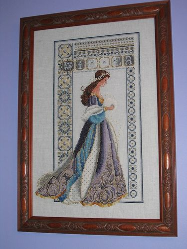 Celtic Ladies Conversions in The Stitching Room Forum