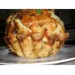 Луковый хлеб со специями