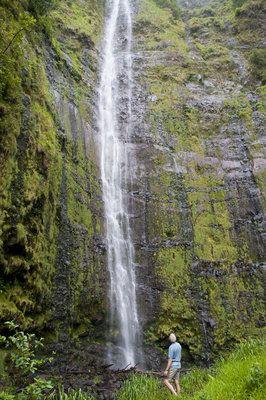 Waimoku Falls, Maui.