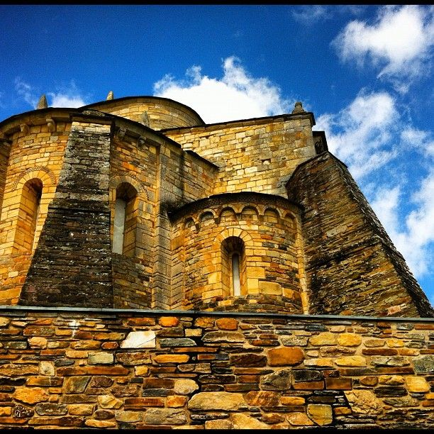 San Martińo de Mondońedo en Foz (Lugo) vía @breogan64