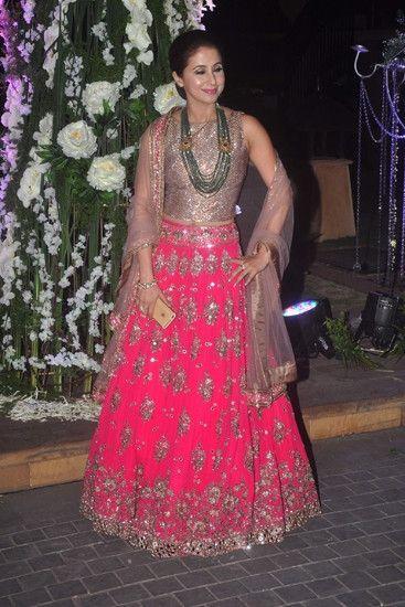 Urmila Matondkar at Manish Malhotra's Niece's #Wedding #Imitation # Ethnic # Artificial #Indian #Woman #Jewellery #Buy #Online