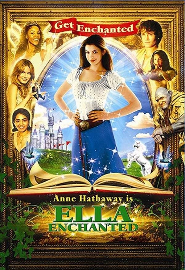 Disney's Ella Enchanted poster