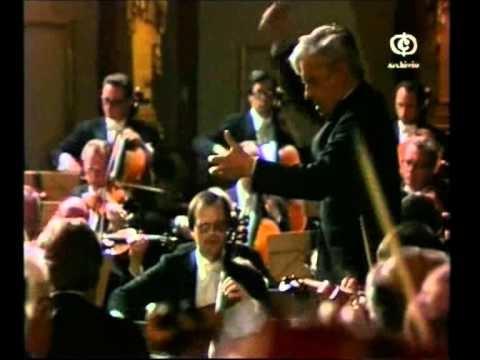 Anton Bruckner  Sinfonia Nr. 9 dir.Herbert Von Karajan