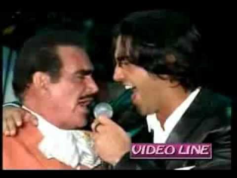 Perdón - Vicente Fernandez y Alejandro Fernandez