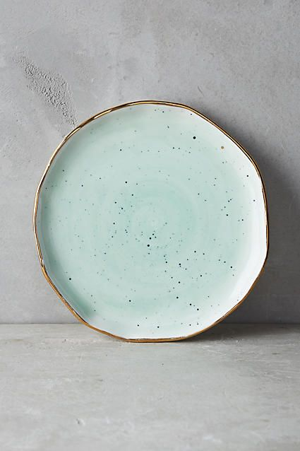 25 best ideas about blue plates on pinterest vintage for Calligrapher canape plate anthropologie