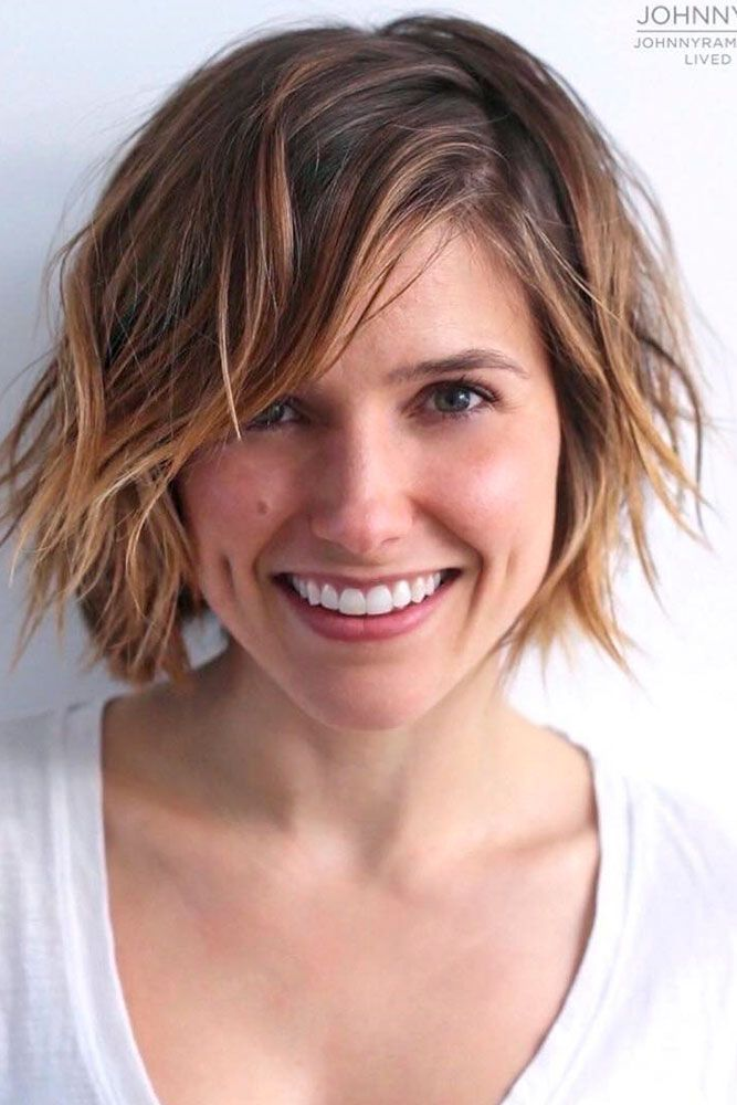 Short Layered Cut for Straight Hair ★ In case you would like to discover the most popular short layered haircuts, we can…