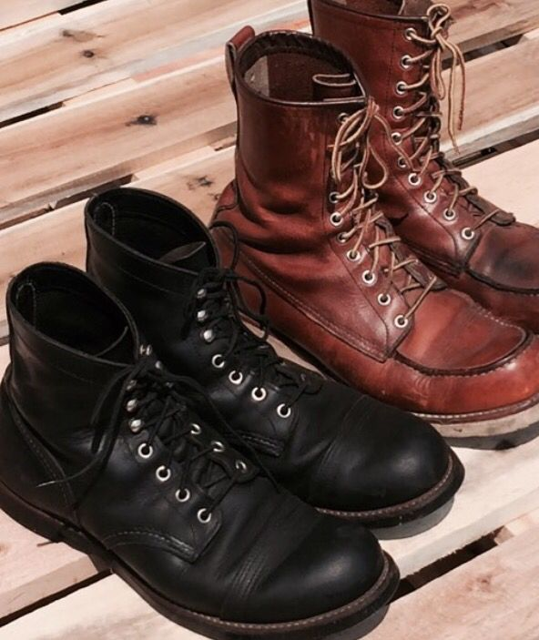 Red Wings Iron Ranger 8114