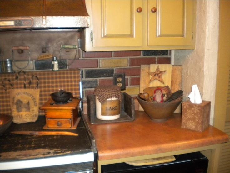 Primitive Kitchen Images 79 best primitive kitchen ideas images on pinterest | home